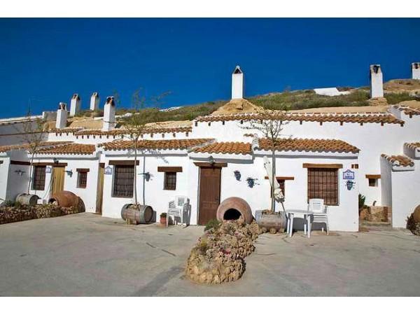 Cuevas La Atalaya  - Baetic Mountains - Granada