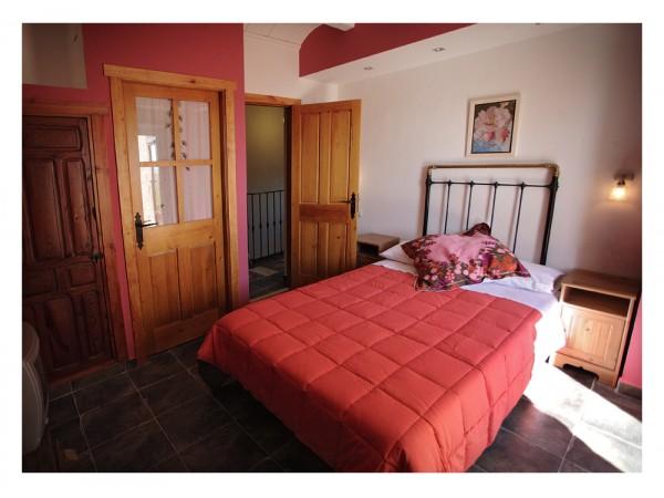 Dormitorio Rojo