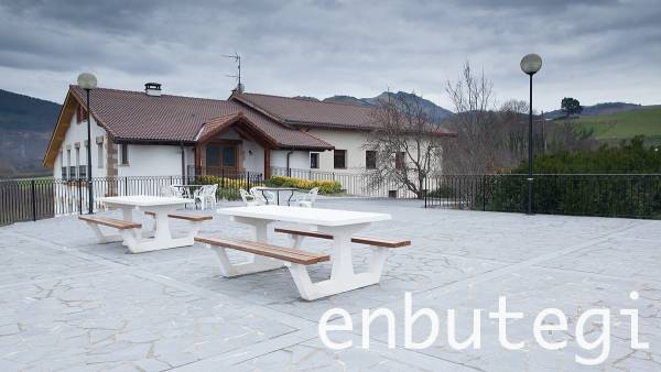 Enbutegi  - Baskenland - Guipuzcoa