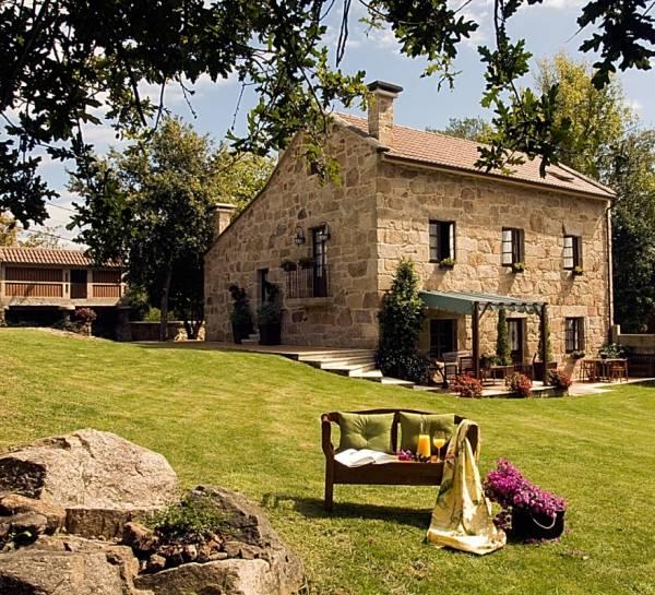 Casa da mui eira casa rural cambados o salnes - Casas rurales en galicia con encanto ...