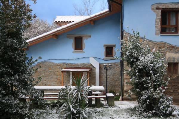 Casas rurales en vizcaya espacio rural - Casa rural lurdeia ...