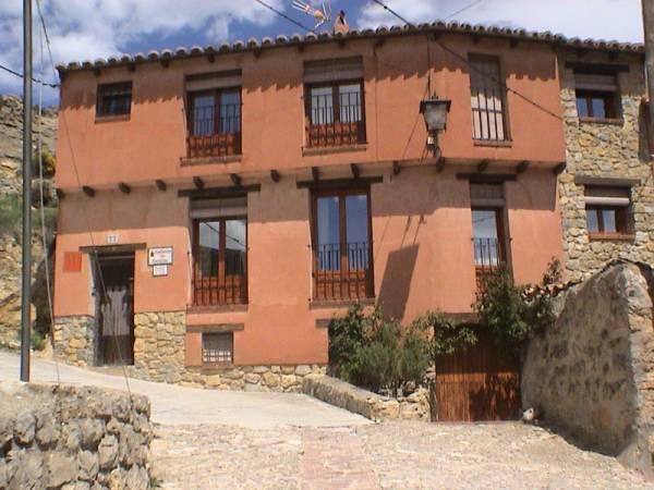 Casas rurales en albarracin teruel espacio rural - Casas rurales teruel con piscina ...