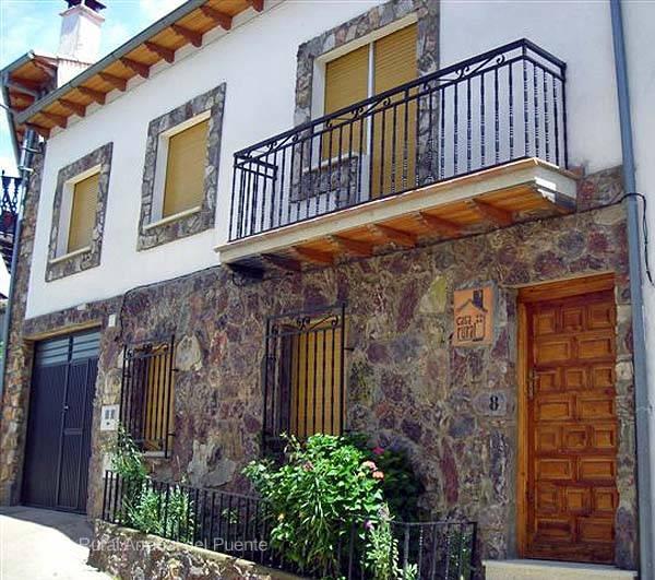 Arrabal Del Puente  - North Castilla - Salamanca
