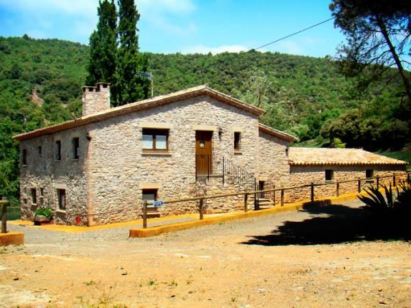 Casas rurales en provincia de barcelona barcelona - Casas rurales bcn ...