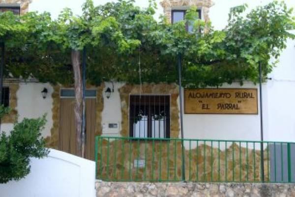 Alojamientos rurales el parral i casa rural pozo alc n sierra de segura y cazorla jaen - Casa rural el parral ...
