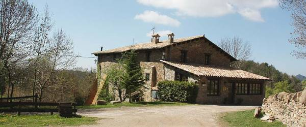 Casas rurales en bergueda barcelona espacio rural - Casas rurales bcn ...