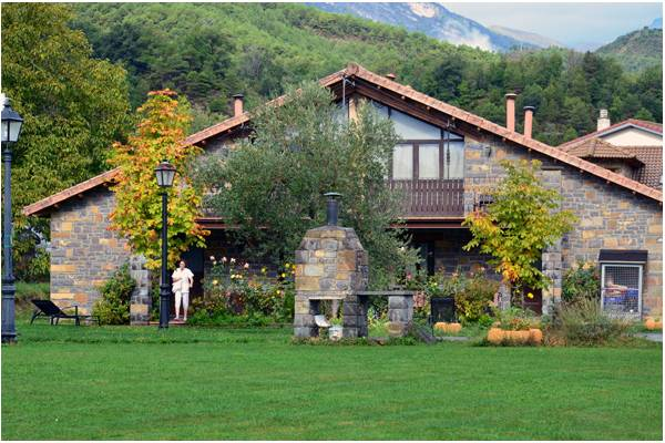 Casas rurales en sobrarbe huesca espacio rural - Alquiler casa rural cataluna ...