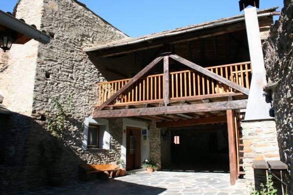 Casas rurales en lleida espacio rural - Casas rurales lleida piscina ...