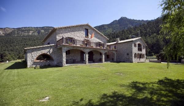 Casas rurales en barcelona espacio rural - Casas rurales bcn ...