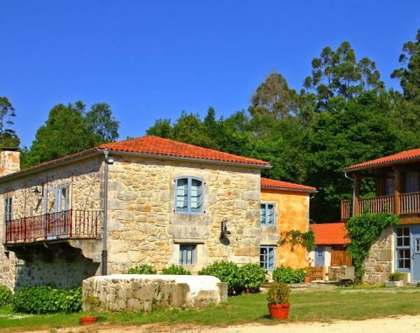 Casa Do Castelo De Andrade  -  - A Coru�a