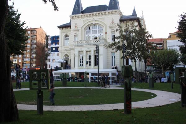 Parque y Casino de Bermeo