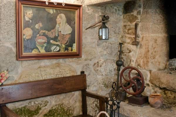 Casa Os Petroglifos  -  - A Coru�a