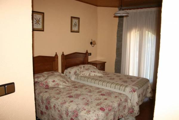 habitación doble dos camas separadas