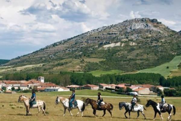 Los Barruecos  - North Castilla - Burgos
