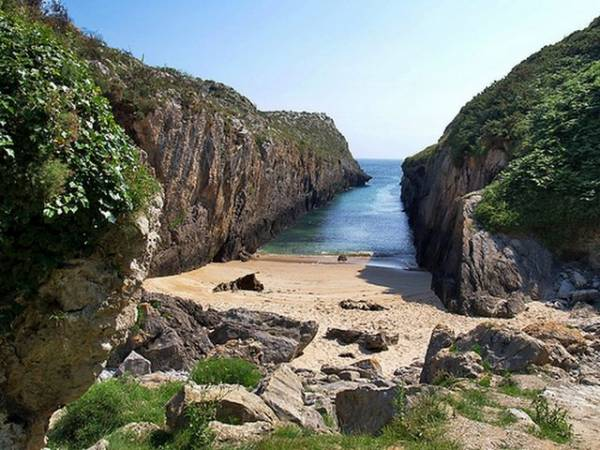 Apartamentos Rurales Playa Del Canal  - Cantabrian Mts. - Asturias