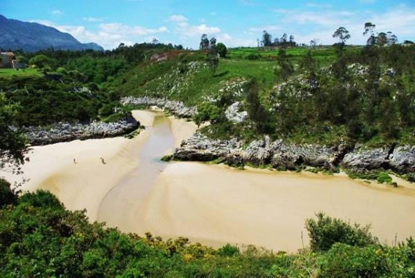 Casas Rurales Playa De Guadamia  - Mts Cantabriques - Asturias
