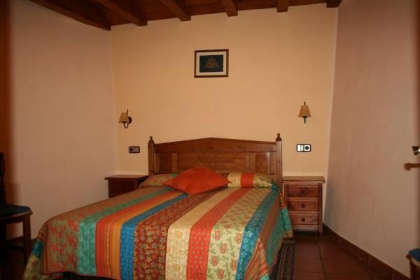 habitación dobles cama de matrmonio
