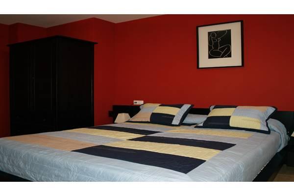 Dormitorio Apartamento Manantial