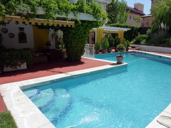 Quinta da botica vivienda vacacional sevilla la nueva for Alquiler vacacional sevilla piscina