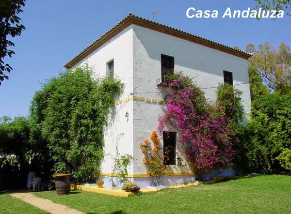 Huerta La Cansina Casa Andaluza  - West Andalusia - Sevilla
