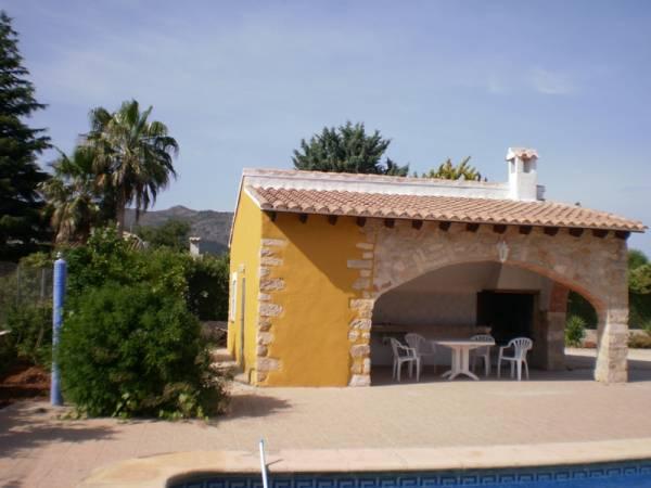 Casa Benibrai  - South Coast - Alicante