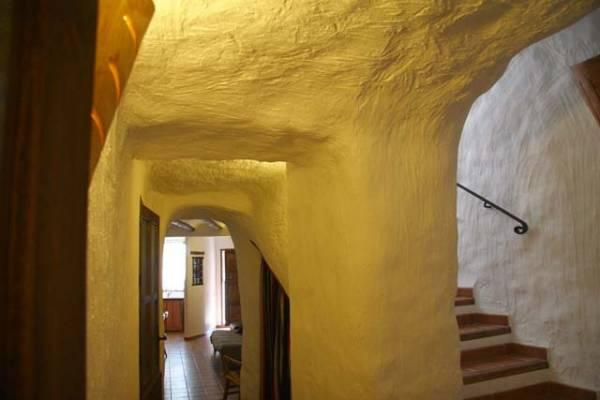 Casas Cueva El Mirador De Galera  - Baetic Mountains - Granada