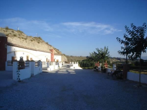 Cuevas Al Sol  - Baetic Mountains - Granada
