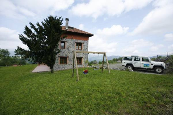 El Conventu Del Asturcon  - Cantabrian Mts. - Asturias
