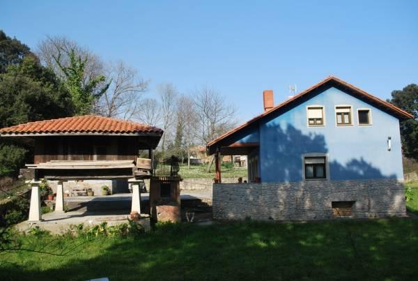 Casa El Corralin  - Cantabrian Mts. - Asturias