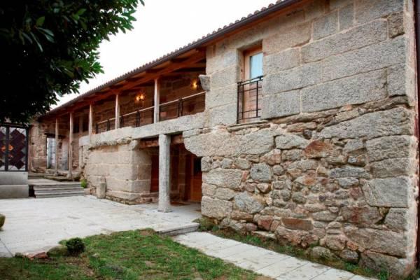 Couto Mixto  - Innerhalb Galicia - Ourense