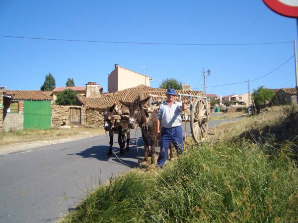 La Fragua  - Around Madrid - Avila