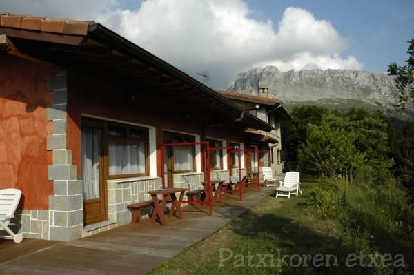 Patxikoren etxea casa rural orozko arratia nervi n vizcaya espacio rural - Casa rural orozko ...