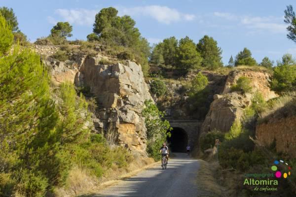 Cabañas Altomira  - Valencia - Castello