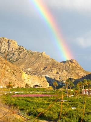 La Joya Del Valle De Ricote  - Baetic Mountains - Murcia