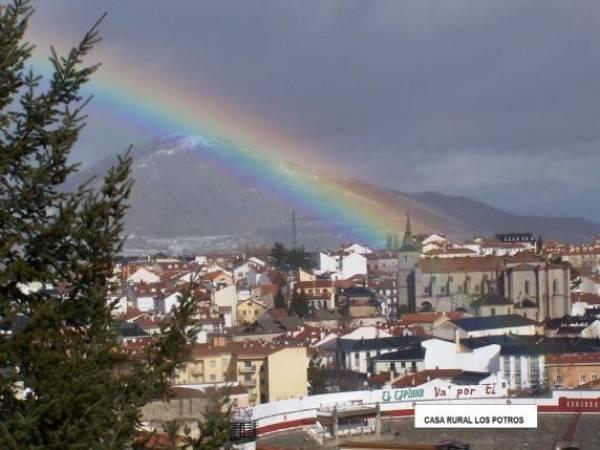Los Potros  - Around Madrid - Segovia