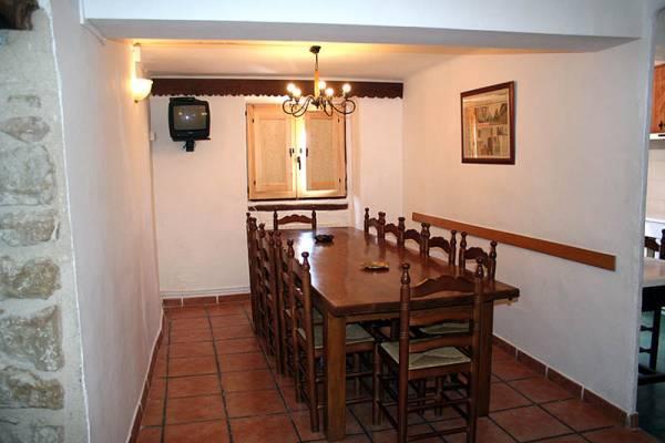 Alojamiento Casa Tonet  - Aragon - Teruel