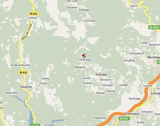 mapa de Muru