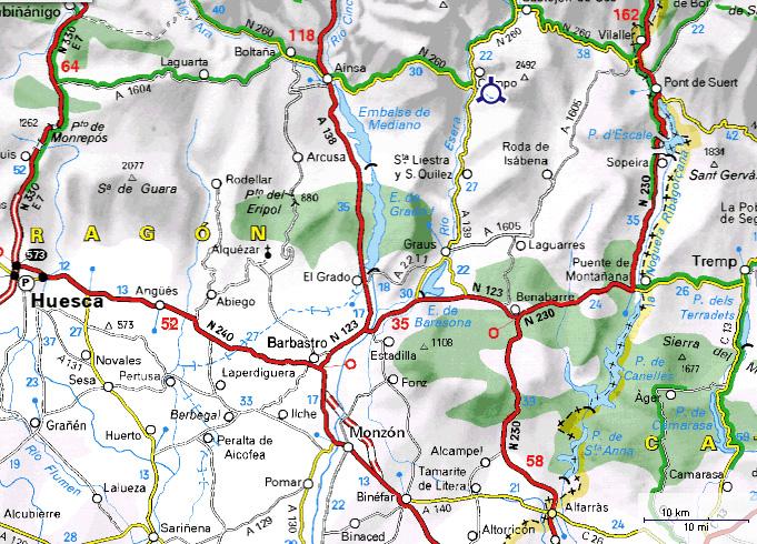 mapa de Casa Soltero