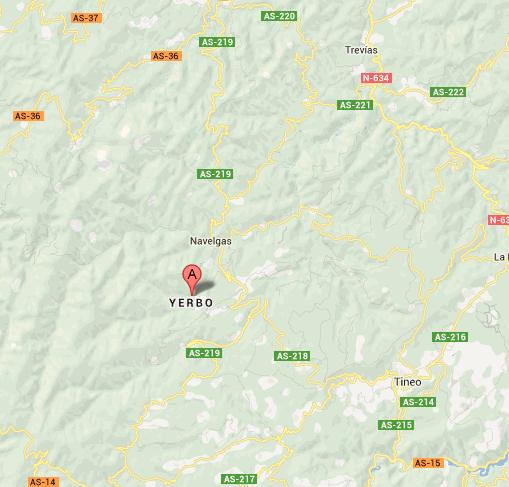 mapa de Apartamentos Rurales Ca Lulon
