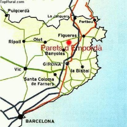 mapa de Mas Torrencito