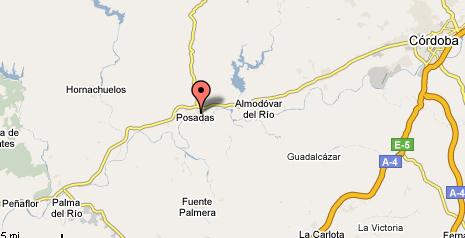 mapa de Casa Rural Manolin