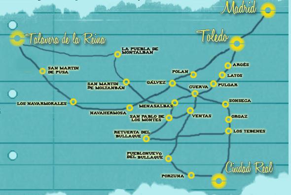 mapa de Callejón Del Pozo