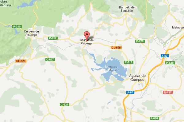 mapa de La Casa De Monasterio