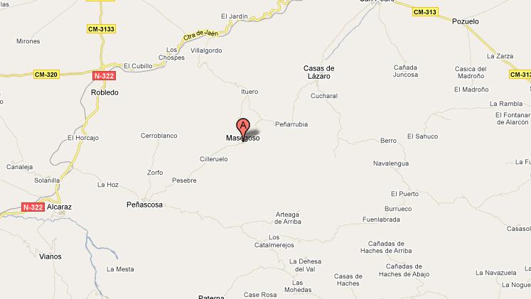 Casas rurales monteruiz casa rural masegoso campo de - Muebles pedro alcaraz ...