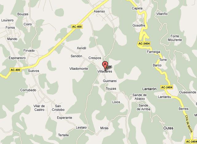 mapa de Lucas - Carleo