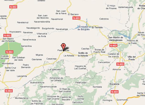 La ara a casa rural piedralaves valle del tietar - Casa rural valle del tietar ...