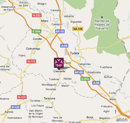 mapa de RuralSuite