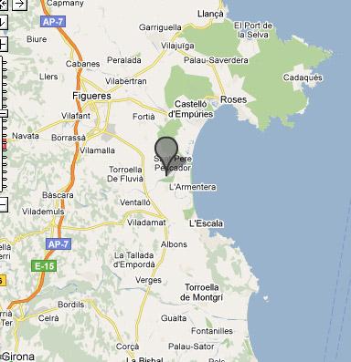mapa de La Magistral