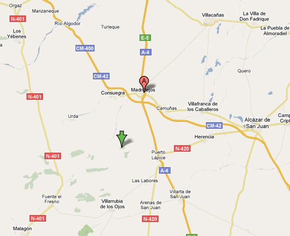 ... Rosario - Casa Rural u0026gt; Madridejos u0026gt; La Mancha u0026gt; Toledo - Espacio Rural