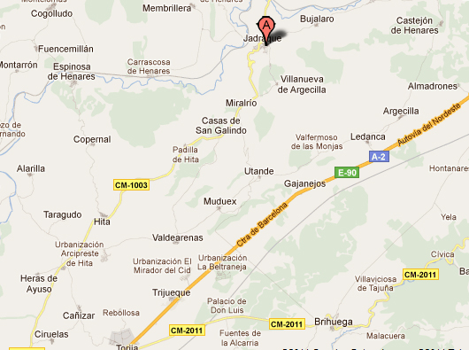 mapa de La Gesta 2